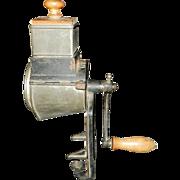 Vintage German Express (Axial) Food Chopper
