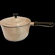 Vintage Household Institute Cooking Utensils 3 qt Aluminum  Saucepan