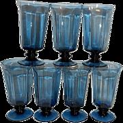 Vintage Lenox Antique Bluebell Iced Tea or Water Goblet