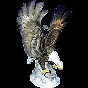 Vintage Gorham Gallery Birds American Bald Eagle