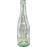 Vintage Edelweiss Beer Bottle by Schoenfofen Brewing.
