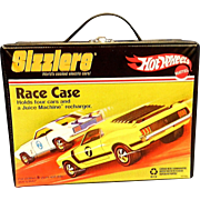 Vintage Hot Wheels Sizzlers Race Case