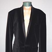 SALE Vintage 1980s  Gianni Versace Evening Dinner Jacket