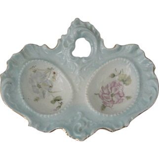 Porcelain Individual Deviled Egg Server