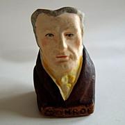 Severo Monroe Miniature Toby Mug Shot Glass