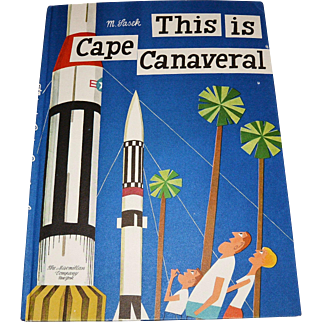 """""""This Is Cape Canaveral"""" Children's Book by M. Slasek"""