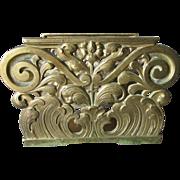SOLD Elegant c1920s Art Nouveau, Art Deco Desk Top Letter Holder