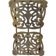 Nice Art Nouveau, Gothic Gargoyle Expanding Bookends