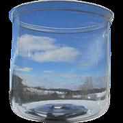 Large Antique 19thC Blown Glass Apothecary, Scientific, Medical, Specimen Jar