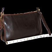 SALE Coach Convertible Clutch - The Original Basic Bag Two-Tone