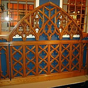 Gothic Organ Screen by Aeolian Skinner, Boston MA 1932