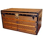SOLD 19th c. Louis Vuitton Trunk