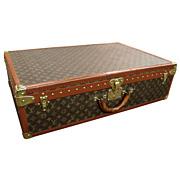 Louis Vuitton Vintage Hardside Suitcase