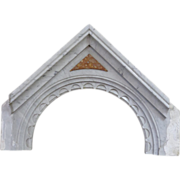 19th Century French Antique Marble Arch