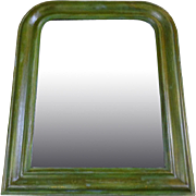 SALE 19th Century Antique French Louis Philippe Period Mirror