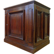 SALE 19th Century French Antique Pine Cabinet