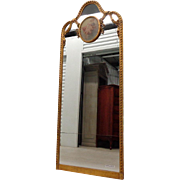 SALE 19th Century Antique French Louis XVI Style Mirror