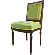 19th Century French Antique Louis XVI Style Chair