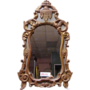 SALE 19th Century Antique Italian Rococo Mirror