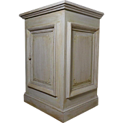 SALE 19th Century Antique French Pine Cabinet Confiturier