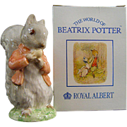 Beatrix Potter Timmy Tiptoes With Story Book