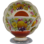 Royal Albert Cup & Saucer