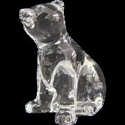 Waterford Crystal Polar Bear