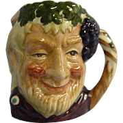 Royal Doulton Mini Jug Bacchus