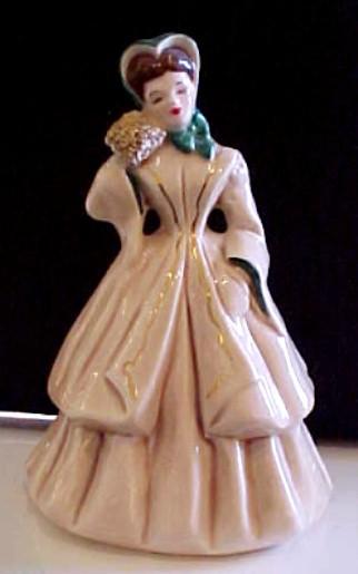 California Florence Lady Figurine Irene