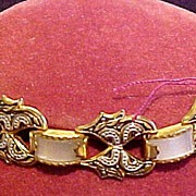 Vintage Multi Repeat Link Bracelet