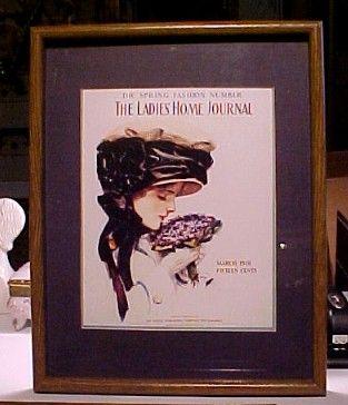 Harrison Fisher Framed Print