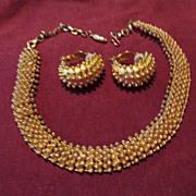 Fabulous Necklace & Earring Designer Inspired