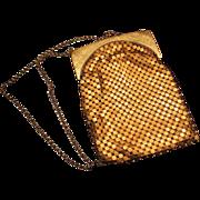 Vintage Lg. Mesh W & D Whiting & Davis Handbag