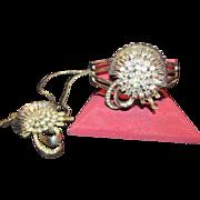 Vintage Anthony Necklace & Bracelet Parue