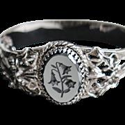 SALE Whiting & Davis Necklace & Bracelet-Wild Flower Motif-Elegant & Stylish