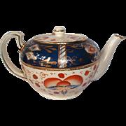 SALE Gaudy Welsh Teapot