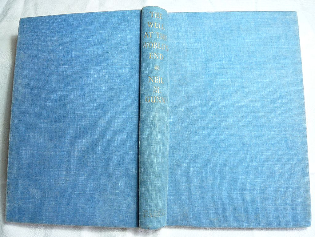 The Well at the World's End by Neil M Gunn: First Ed.: 1951