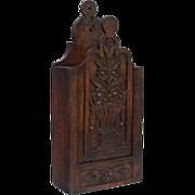 18th c. French Fariniere or Flour Box