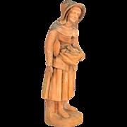 19th c. Terracotta Garden Statue