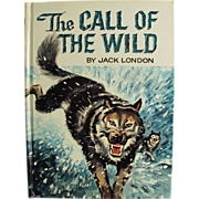 SOLD Old Book - The Call of the Wild by Jack London