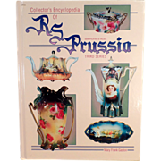 SOLD Encyclopedia of R.S. Prussia 3rd Series - Reference by Mary Frank Gaston