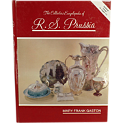 SOLD Encyclopedia of R.S. Prussia - Reference Book by Mary Frank Gaston