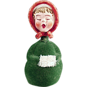 SOLD Old, German, Choir Girl Nodder - Candy Container
