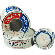 Old, Advertising Grab Bag - J & J Red Cross Items