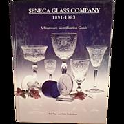 Reference Book - Seneca Glass Company - Stemware Identification Guide