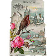 Old, Fermentum Yeast, Trade Card