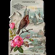 Old, Fermentum Yeast, Trade Card
