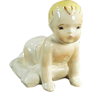 Old Dadson Artware, Toddler Figurine - Crawling