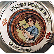 Old, Pilsen Brewing Co., Olympia - Advertising Beer Stein