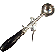 Old, Ice Cream Scoop - Clipper - Size 20